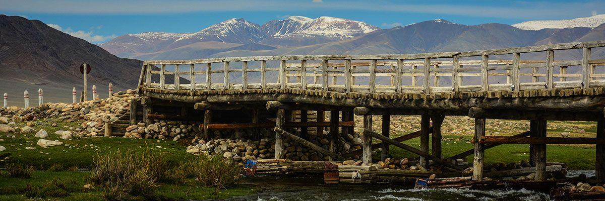 Altai wandern