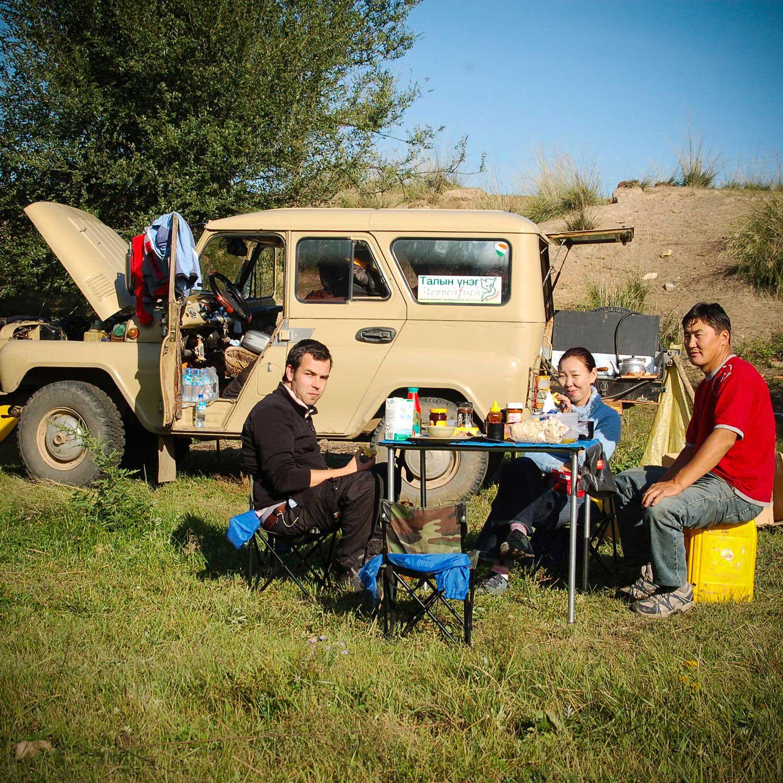 Mongolei Jeep Reisen