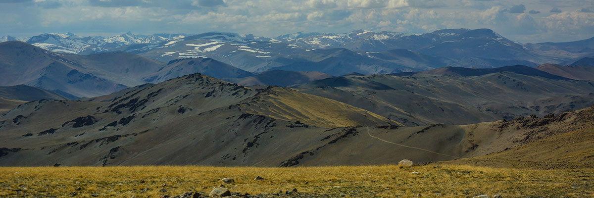 Altai – Gebirge