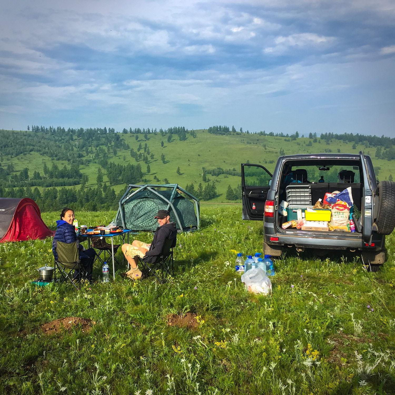 Steppenfuchs Reisen - Mit dem Jeep selber fahren