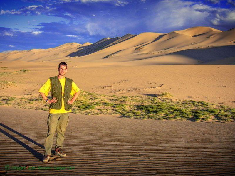 Steppenfuchs Reisen –  Hintergrund – Wüste Gobi