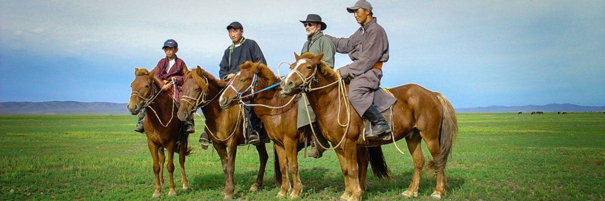 Pferd / Kamel / Jeep (21 Tage)