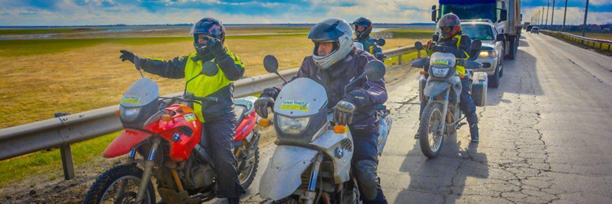Motorradtour Berlin – Ulaanbaatar