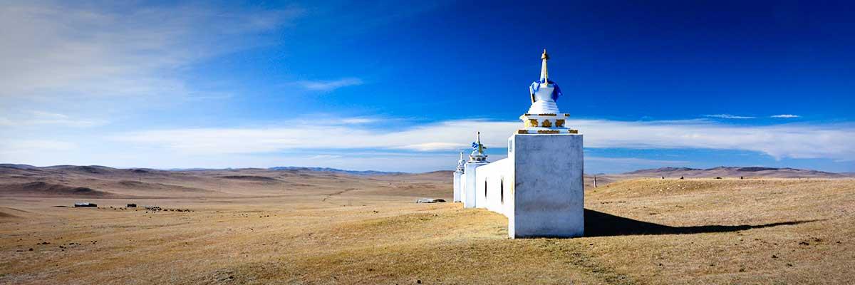 Mongolei der Klassiker