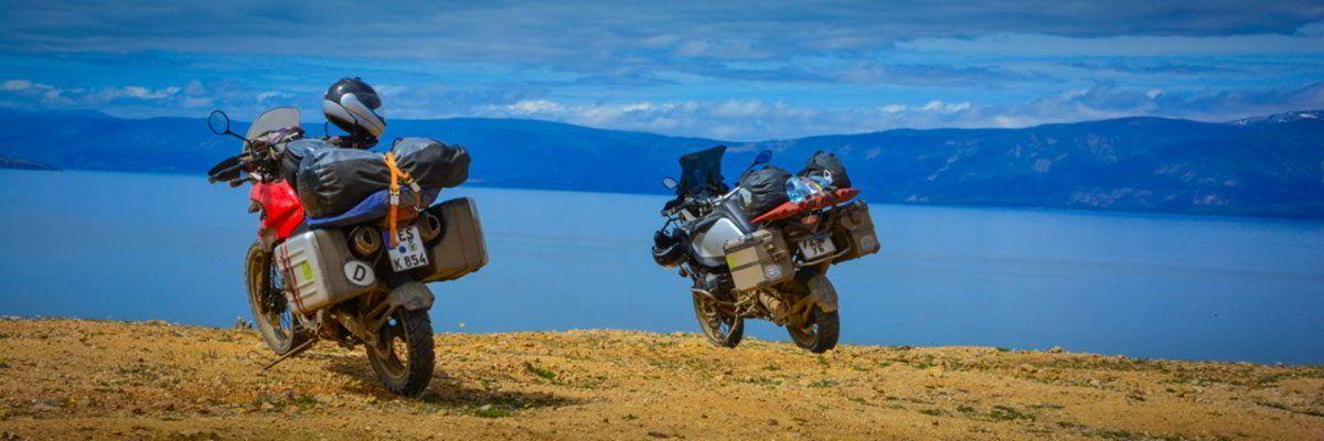 Motorradtour zum Baikalsee
