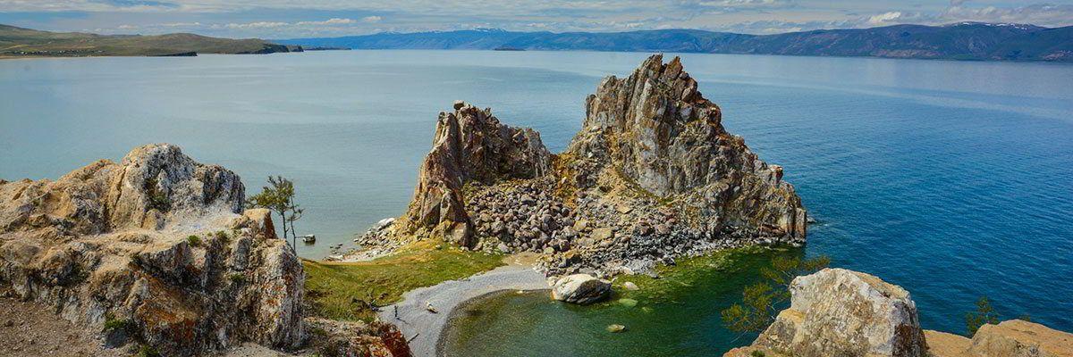 Baikalsee und Mongolei