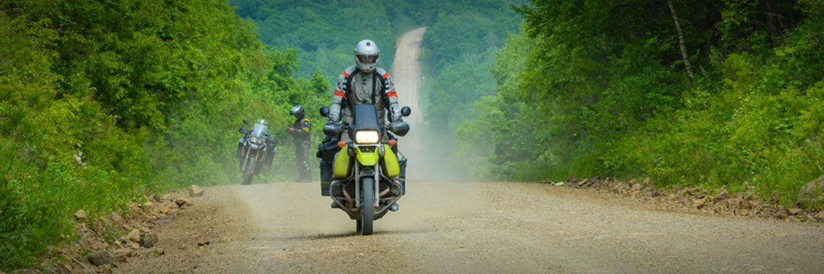 Steppenfuchs Reisen - Mit Motorrädern nach Vladivostok. Ussurische Halbinsel