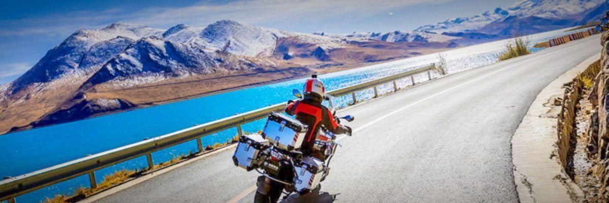 Steppenfuchs Reisen - Mit BMW Motorrädern am Himalaya