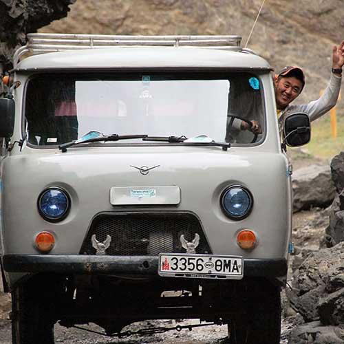Jeep – Kleinbus individuell