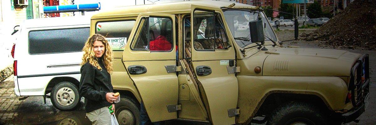 Mongolei selber(er)fahren