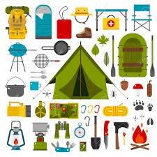 Campingmaterial