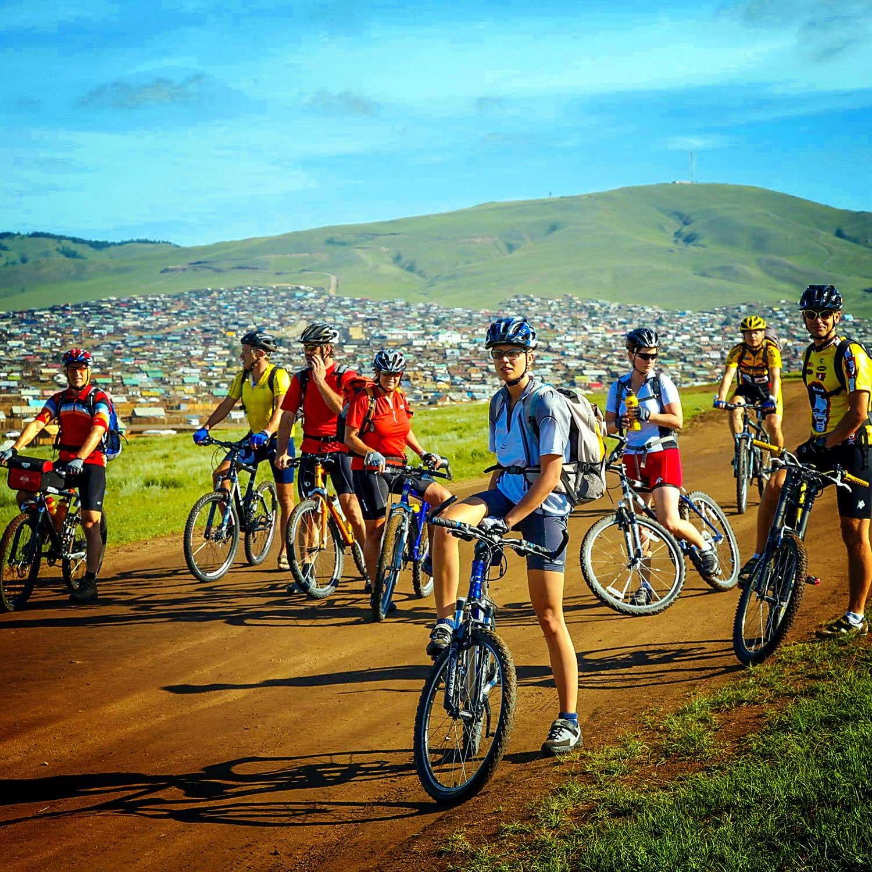 Mountainbike Kompromisslos Steppe