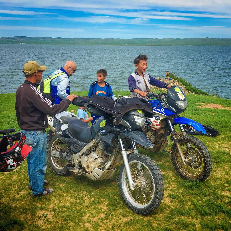 Motorradtour Tereltsch Loop
