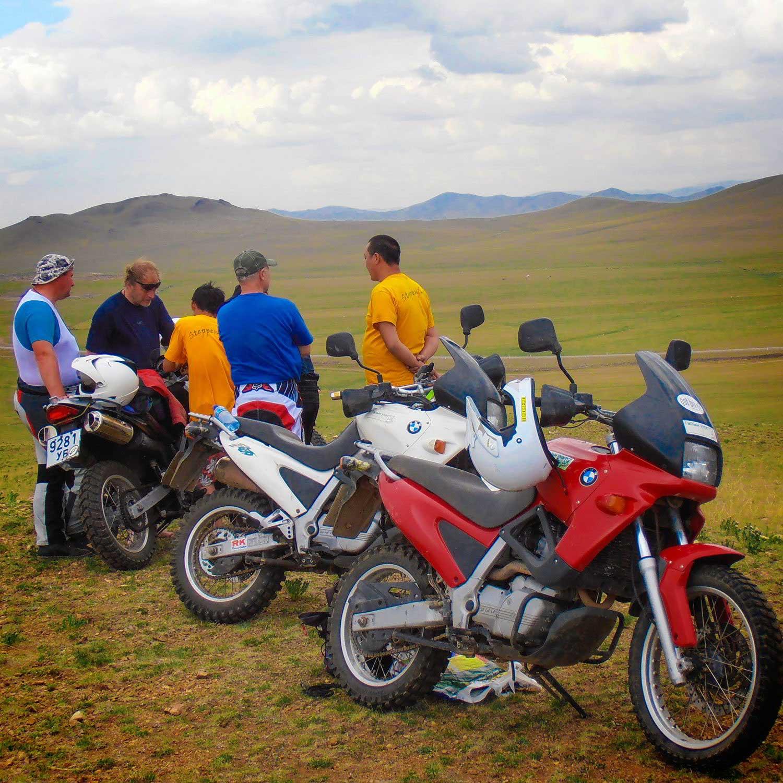 Motorradtour Karakorum Loop