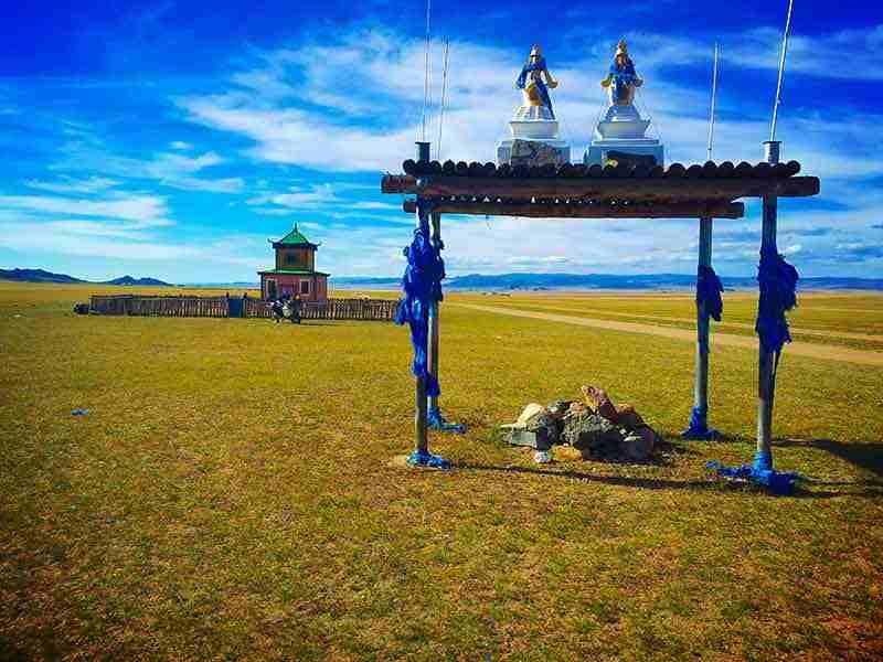 Tereltsch Nationalpark – Kloster Mandsushir – Mutterfelsen (Eej Khad)