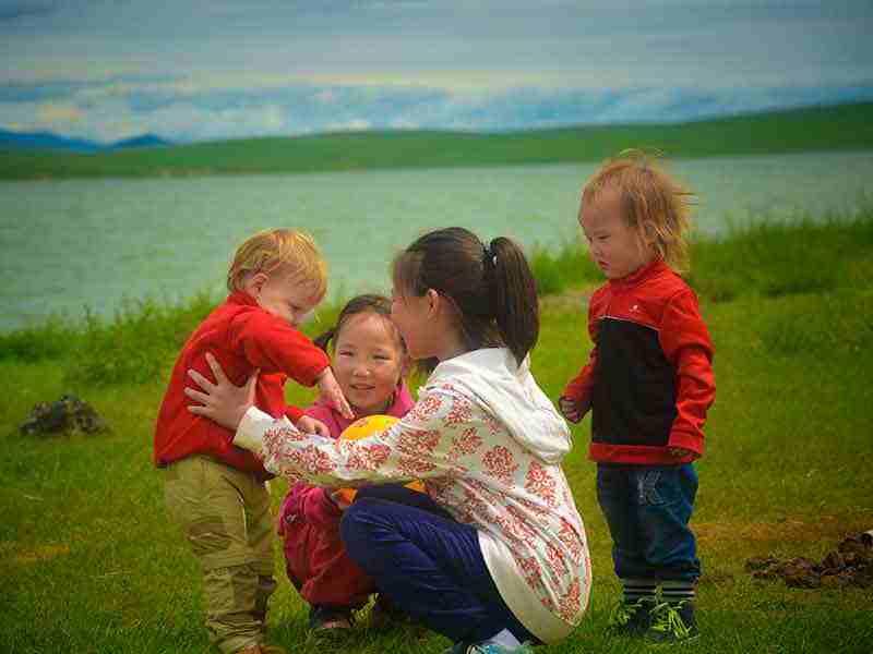 Familien Reisen