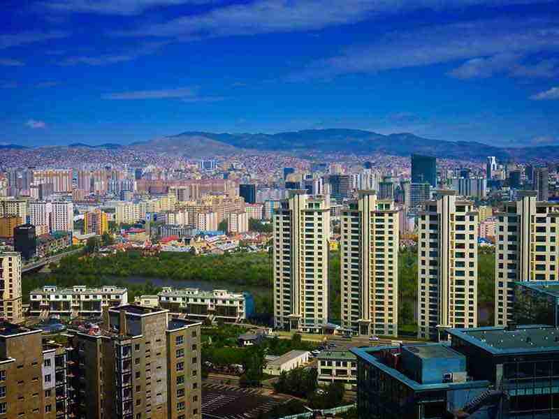 Steppenfuchs Reisen –  Hintergrund – Ulaanbaatar