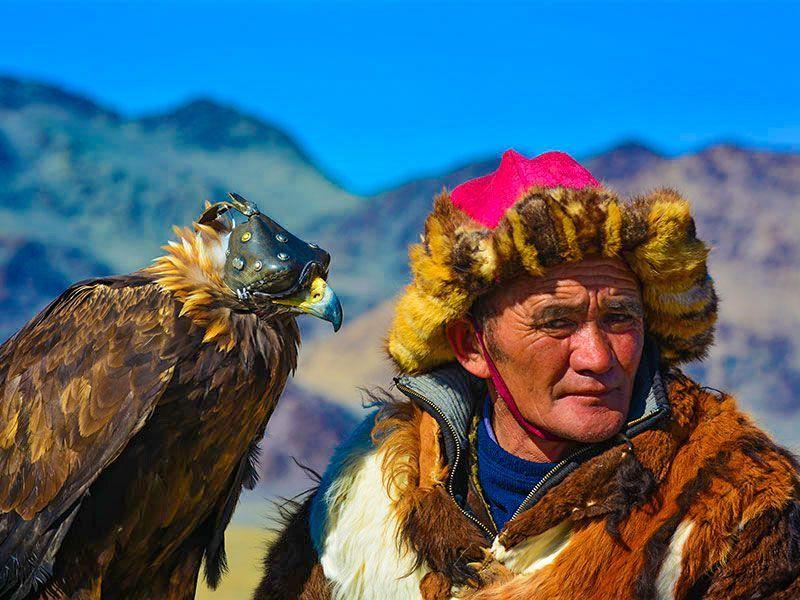 Steppenfuchs Reisen - Adlerfestival