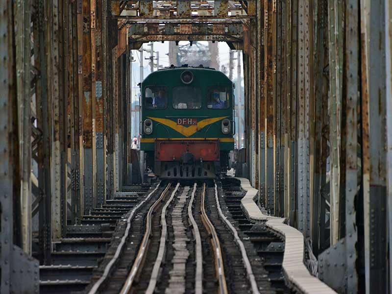 Südostasien per Eisenbahn